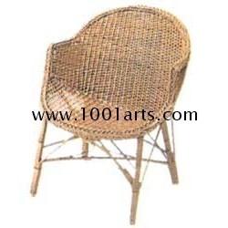 Cadeira de Concha Fechada