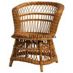 Cadeira Jardim Entrançada s/ Braços