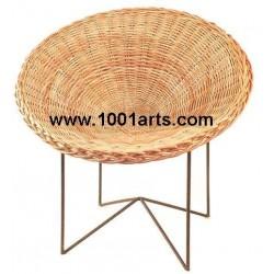 Cadeira de Funil em Ferro