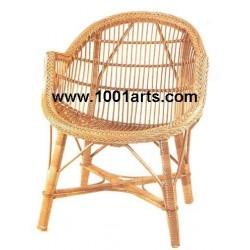 Cadeira de Concha Ripada