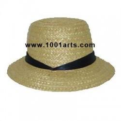 Chapéu de palha para Senhora