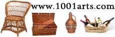 1001arts.com - Cestaria Branco